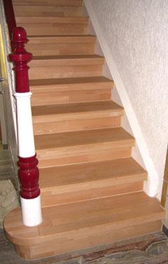 Treppe Flexistep - nachher